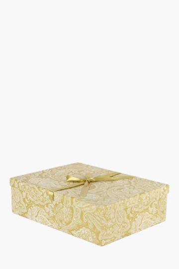 Paisley Shirt Gift Box Extra Large