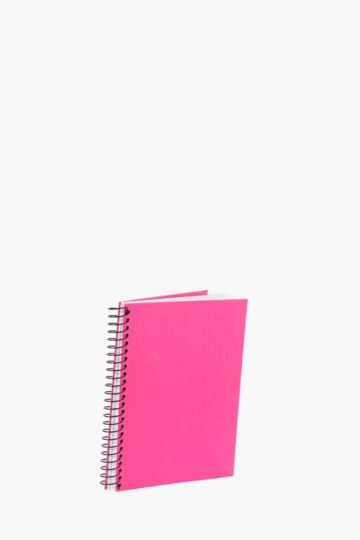 Basic Brights Notebook A5