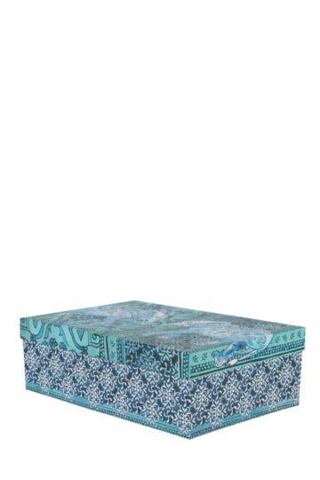 Elephant Design Storage Box Extra Large