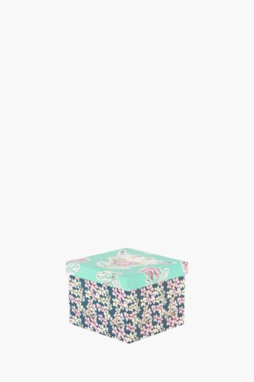 Floral Box Small