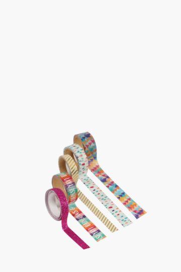 Rainbow Unicorn Washi Tape Set