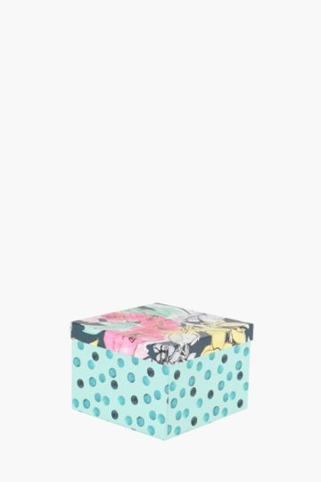 Floral Box Medium