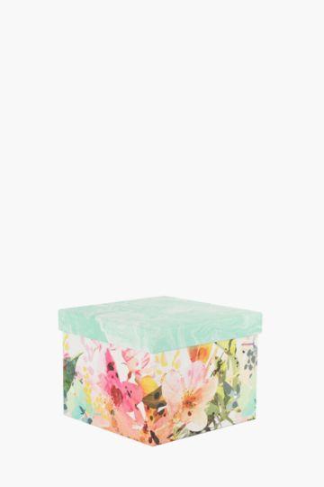Blossom Square Box Small