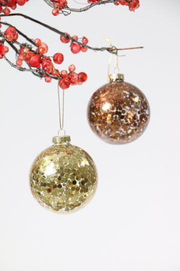 Sequin Ball Decoration