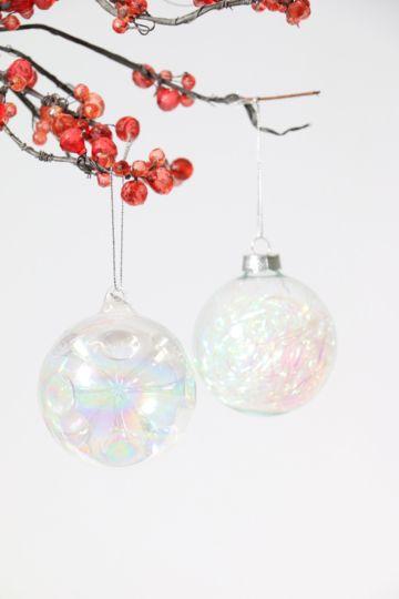 Glass Hanging Ball