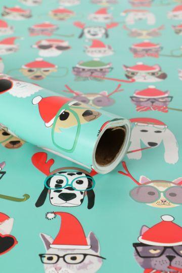Kids Christmas Gift Wrap 10m