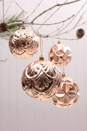 4 Hanging Bauble Pack