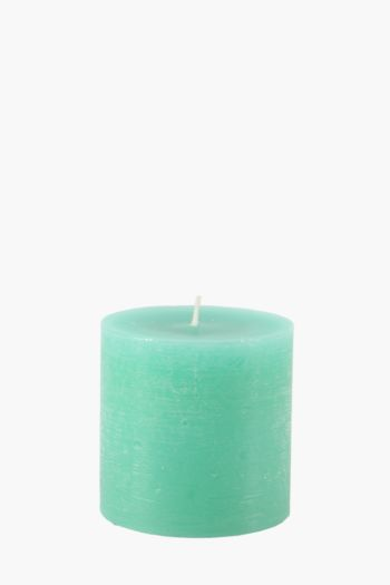 Fragranced Pillar Candle, 7x7,5 Cm