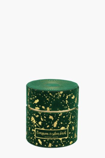 Waxfill Candle In Velvet Box