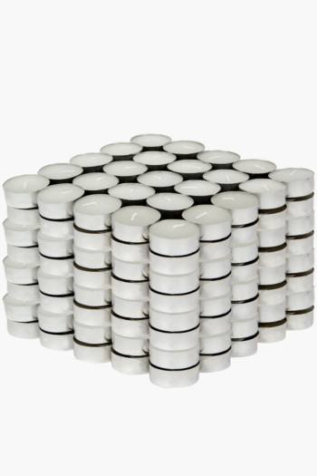 Pack Of 200 Tealight Candles