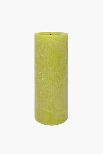 Fragranced Pillar Candle, 7,5x20cm