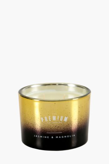 Metallic Ombre Multi Wick Wax Fill Candle