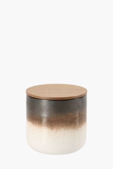 Reactive Glaze Wax Fill Candle