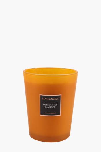 Osmanthus And Amber Waxfill Candle