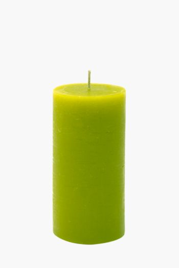 Fragranced Pillar Candle 7,5x14cm