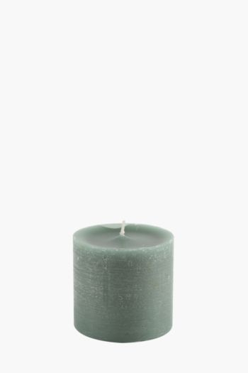 Fragranced Pillar Candle, 7x7,5cm