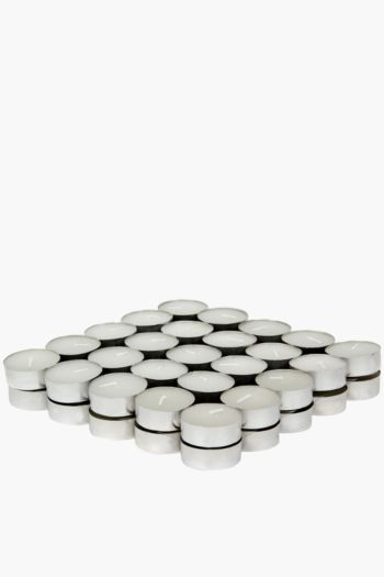 Pack Of 50 Tealight Candles