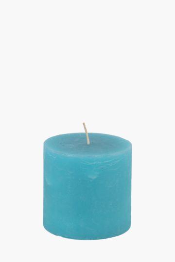 Fragranced Pillar Candle, 10x10cm