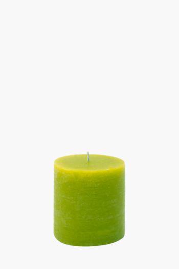 Fragranced Pillar Candle, 7x7,5cm
