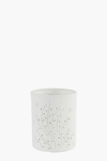 Ceramic Vine Hurricane