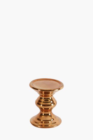 Ceramic Candle Stick Short