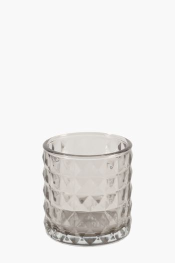 Mini Ribbed Votive Holder