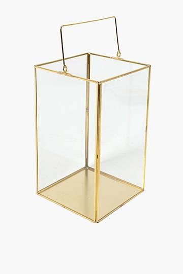 Diana Metal Lantern, Large