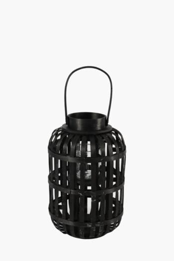 Wood Lantern Medium