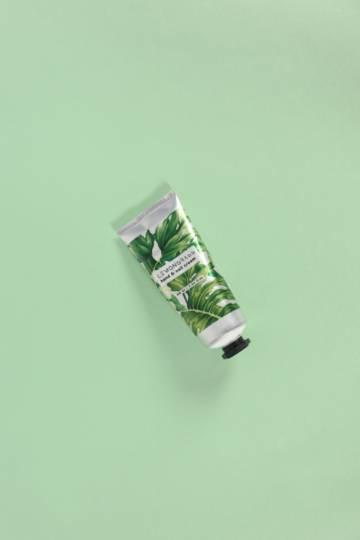 Lemongrass Hand And Nail Cream