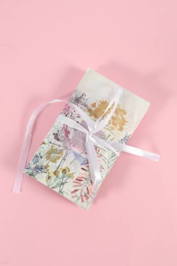 Field Of Flowers 3 Pack Scented Sachets