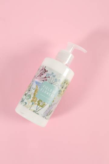 Field Of Flowers Hand Lotion