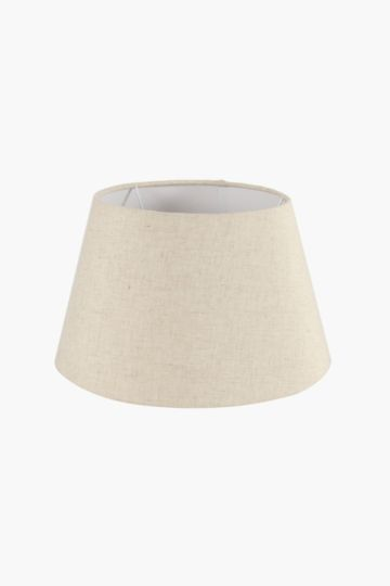 Cotton Tapered Medium Lamp Shade
