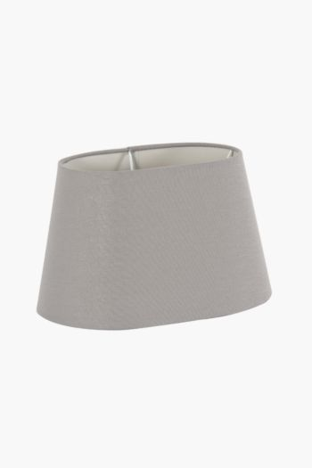 Linen Oval Small Lamp Shade