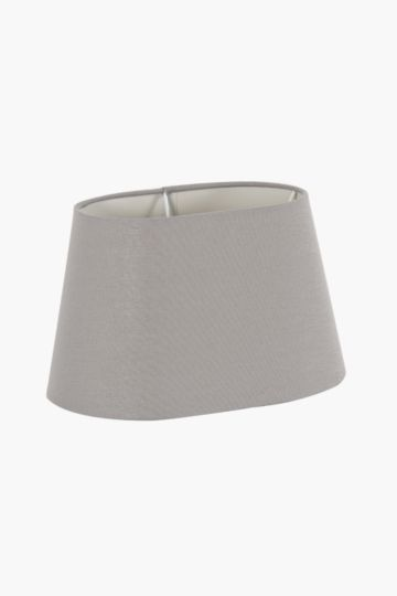 Shop lamp shades bases lighting mrp home linen oval small lamp shade aloadofball Gallery