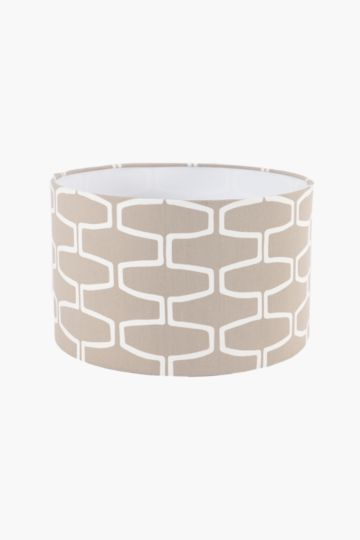 Oval Drum Lamp Shade Medium