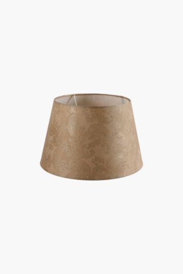 Shop lamp shades bases lighting mrp home textured tapered lamp shade small greentooth Choice Image