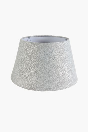 Cotton Tapered Medium Lamp Shade