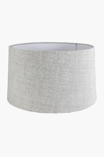 Cotton Tapered Extra Large Lamp Shade