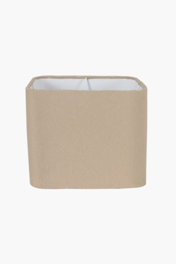 Square Cotton Medium Lamp Shade
