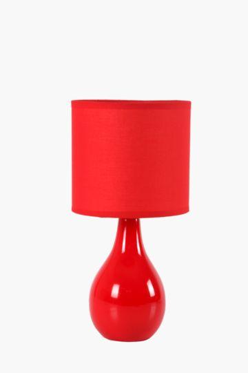 Ceramic Della Lamp Set