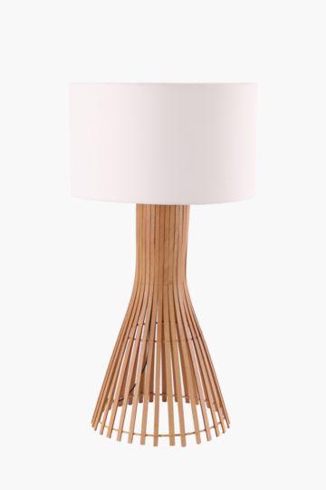 Slat Base Lamp Set