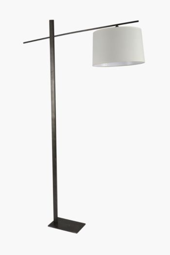 Metal Standing Lamp Set