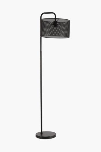 Hudson Metal Standing Lamp