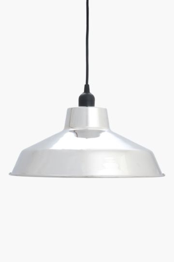 Industrail Metal Dome Hanging Pendant