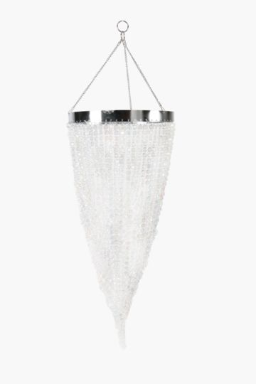 Beaded Ceiling Shade