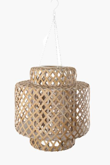 Crisscross Hanging Pendant Ceiling Shade Large