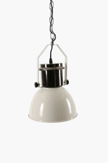 Industrial Hanging Pendant Small