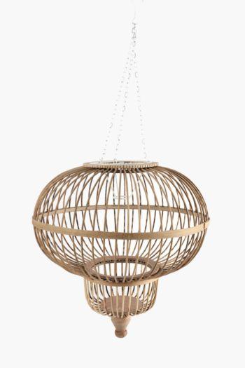 Bamboo Hanging Shade Large