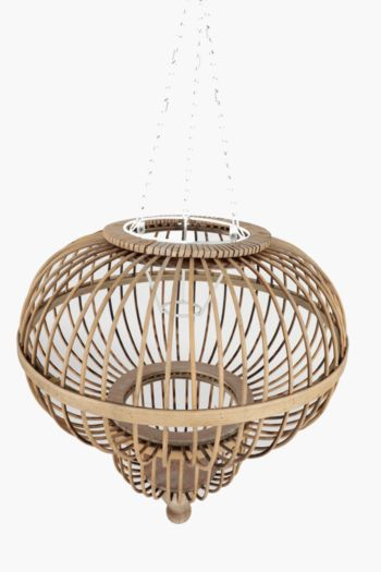 Bamboo Hanging Shade Medium