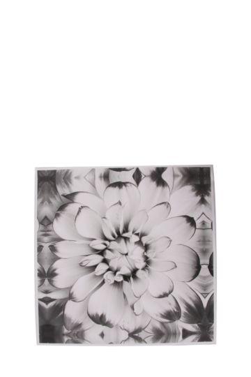 Floral 40x40cm Wall Canvas